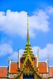 Pinnacle Thai temple Stock Photos