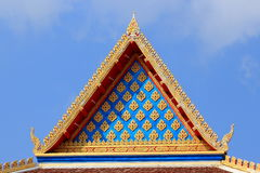 Pinnacle of Thailand Stock Images
