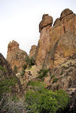 Pinnacles Royalty Free Stock Photography
