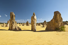 Pinnacles Stock Image