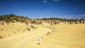 Pinnacles Stock Photo