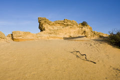 Pinnacles Stock Photography