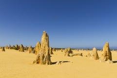 Pinnacles Desert Australia Stock Images