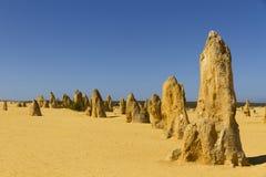 Pinnacles Desert Australia Stock Image