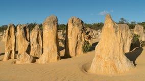 Nambung National Park, Western Australia Royalty Free Stock Photos