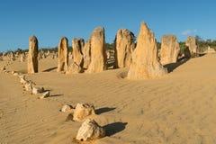Nambung National Park, Western Australia Royalty Free Stock Photography