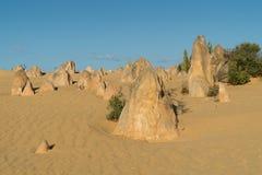 Nambung National Park, Western Australia Stock Photography