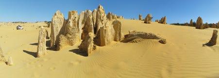 Pinnacles Desert, Nambung National Park, West Australia Stock Image