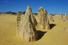 The pinnacles Stock Images