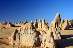 The Pinnacles III Stock Photography