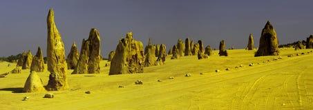The Pinnacles Stock Image