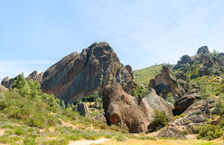 Pinnacles National Monument Royalty Free Stock Photos