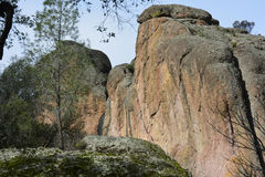 Pinnacles National Park January Stock Photo