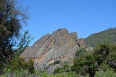 Pinnacles national park machete Ridge Royalty Free Stock Photo