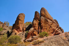 Pinnacles National Park Stock Image