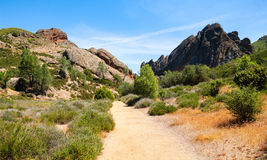 Pinnacles National Park royalty free stock photos