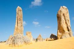 Pinnacles National Park Western Australia Stock Images