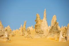 Pinnacles National Park Western Australia Stock Photography