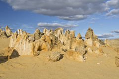 The Pinnacles Royalty Free Stock Photo
