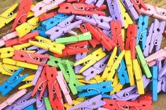 Pinnor som abstrakt bakgrund Royaltyfri Foto