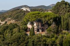 Pino, Corse Haute, capo Corse, Corsica, Corsica superiore, Francia, Europa, isola Fotografie Stock