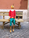 Pinocchio Royalty Free Stock Images