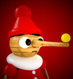 Pinocchio Royalty Free Stock Photo