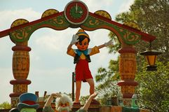 Pinocchio Zdjęcia Royalty Free