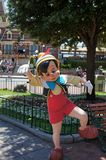 Pinocchio Photographie stock
