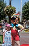 Pinocchio Stockfotos
