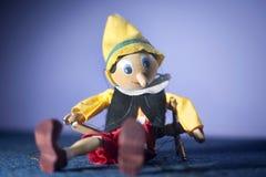 Pinocchio arkivbilder