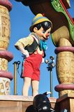 Pinocchio in A Dream Come True Celebrate Parade Royalty Free Stock Image