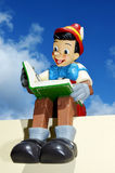 Disney Pinocchio royalty free stock photo