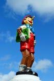 Pinocchio Arkivbild
