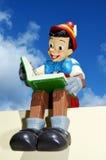Pinocchio Royaltyfri Foto
