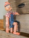 Pinocchio puppet Stock Photos