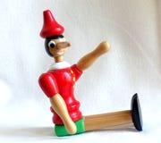 Pinocchio puppet Stock Photo