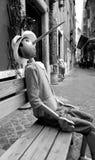 Pinocchio Roma Imagenes de archivo