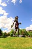 Pinocchio statue Stock Image