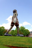 Pinocchio statue Royalty Free Stock Photography