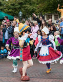 Pinocchio Taniec fotografia stock