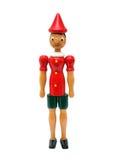 Pinocchio, Wooden Toy Stock Photos