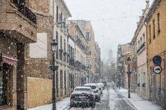 Pinoso, Аликанте, Испания Стоковое Изображение