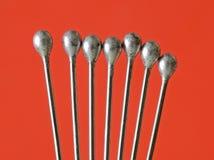 Pins Stock Image