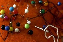 Pins Royalty Free Stock Image