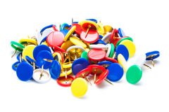 Pins Royalty Free Stock Images