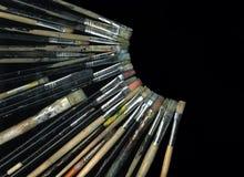 Pinsel Lizenzfreies Stockfoto