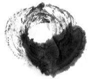 Pinsel der chinesischen Anstriche Stockbild