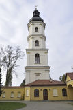 Pinsk Catholic Church Stock Photo