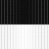 Pinstripe Pattern. A seamless pinstripe pattern in white and black. Each color placed on separate layer Royalty Free Stock Images